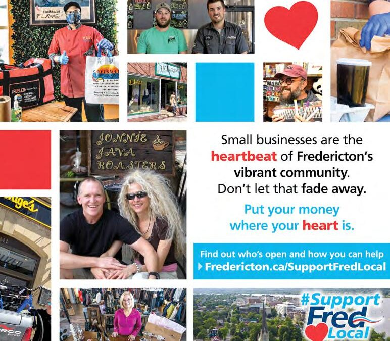 #SupportFredLocal initiative launched to encourage residents to buy local