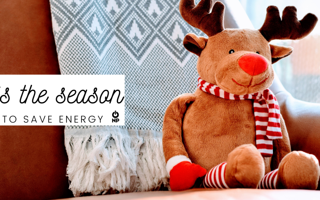 7 Tips to be Energy Efficient this Holiday Season