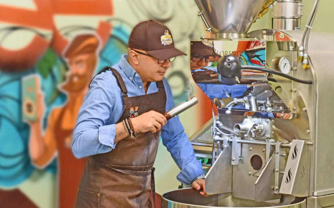 Grounds for Resilience: Rôticana Coffee Company