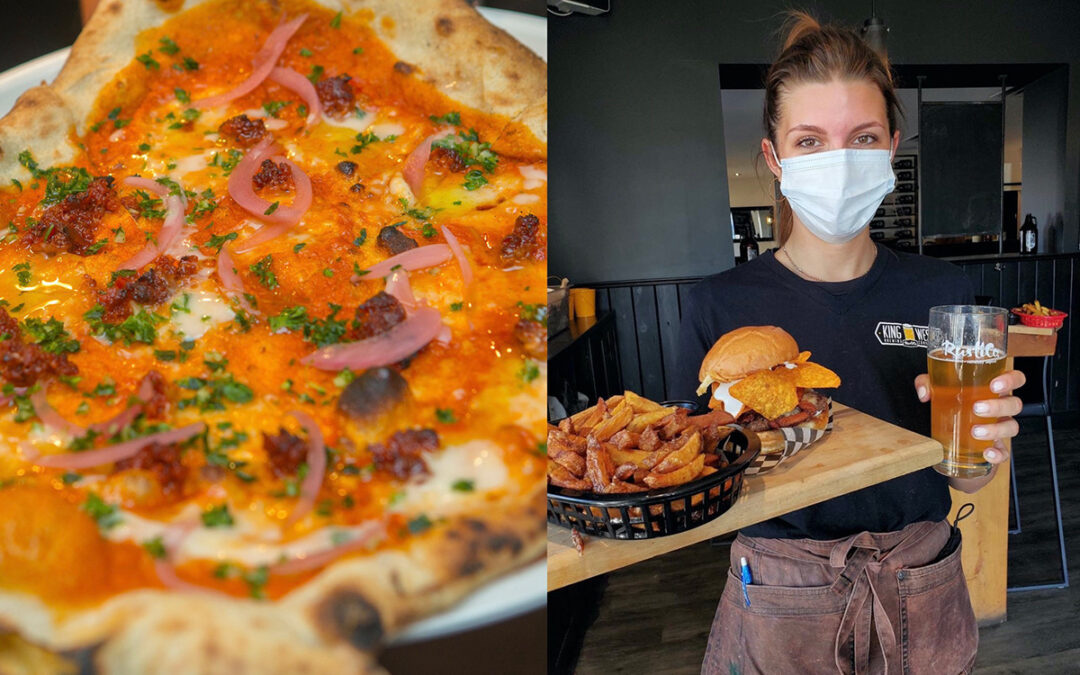 Limited Contact, Maximized Flavor: RustiCo. and King West Brewing Company