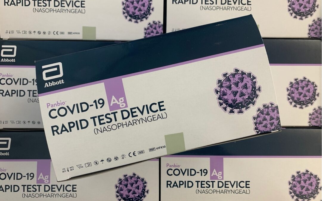 COVID-19 Rapid Testing Kits: Now Available for Your Business